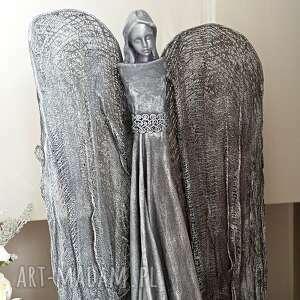 nor art twój osobisty anioł szczęścia, stróż, figura anioła, talizman