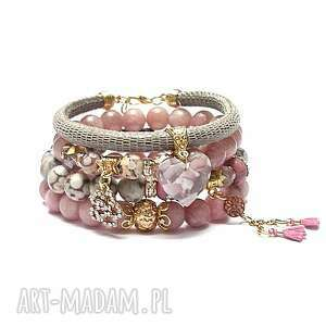 handmade taupe and rose vol. 4 /15 -02 -21/ set