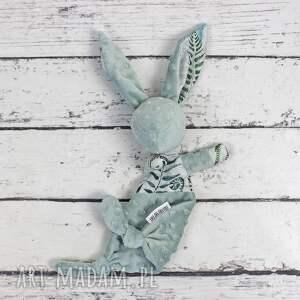 ręcznie zrobione dla dziecka luluś królik - niemowląt paprocie