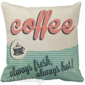poduszki poduszka dekoracyjna kawa coffee 6548, poduszki, coffe dom