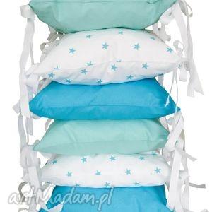 pokoik dziecka poduchowy ochraniacz lamado 6 częściowy, poduchowy