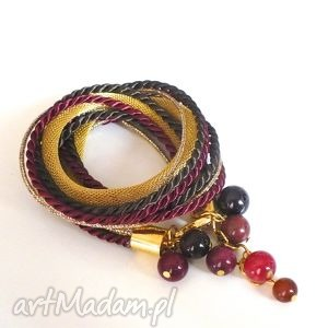 Pure pleasure sweetheart studio sznurek, lina, łańcuch