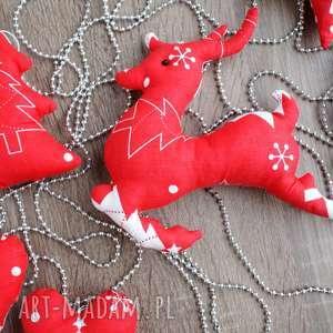 dekoracje ozdoby bombki świąteczne na choinkę zestaw 18 sztuk, choinka