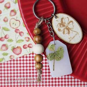 pod choinkę prezent, czterolistna koniczynka, koniczyna