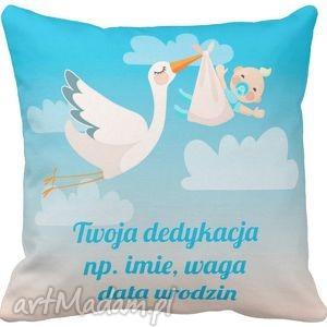 hand-made poduszki poduszka dla dziecka personalna twój napis 6568