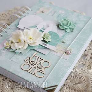 Planner ślubny - na zamówienie - HandMade