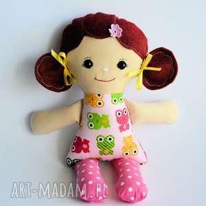 cukierkowa lala - ala - 40 cm - lalka, żabka, dziewczynka, roczek, urodziny, chrzciny
