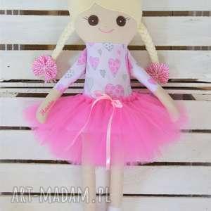 ręcznie robione lalki szmaciana laleczka, szmacianka z personalizacją