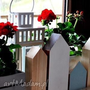 domki w stylu skandynawskim - domki, skandynawski, drewniane, dekoracja, drewna