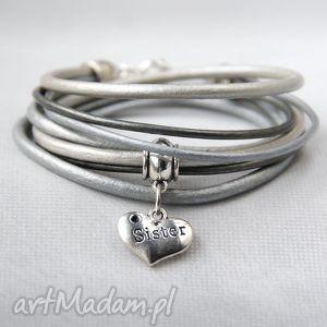 dla siostry - pomysł na prezent silver shades, siostra