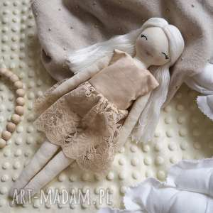 świąteczny prezent, lalka #206, lalka, szmacianka, przytulanka, księżniczka