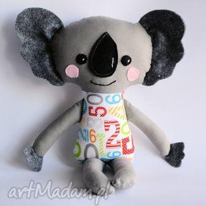świąteczny prezent, maskotki miś koala leon, miś, koala, maskotka, zabawka, chłopczyk