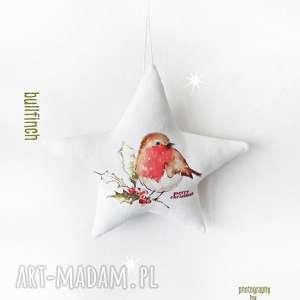 prezenty na święta GIL - gwiazdka choinkę, gil, ptaszek, święta,