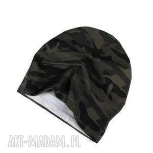 hand-made moro czapka wojskowa dwustronna dla dziecka