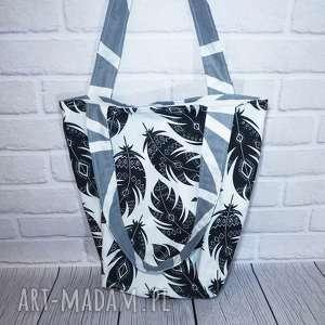Eco torba bawełniana shopperka sznurekwiki torba, ecotorba