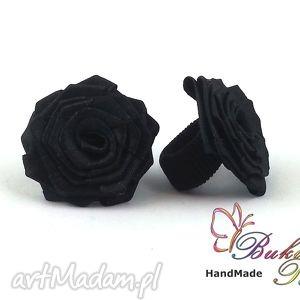 bukiet-pasji gumka frotka do włosów dla dziewczynki - gumeczka