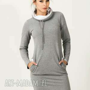 sukienka sportowa kaja 7, wygodna, sportowa, modna, elegancka, ciepła, dresówka