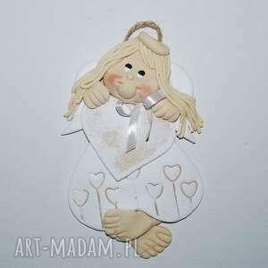 pokoik dziecka anioł -tamara ma pamiątkę, aniołek, masa solna, prezent