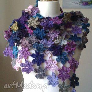 beart art crochet 4, rękodzieło, artystyczny, szal, dodatek, styl, prezent
