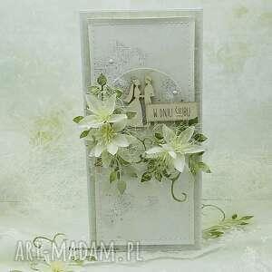ślub kartka ślubna z młodą parą vol 7 w pudełku, ślub, ślubna