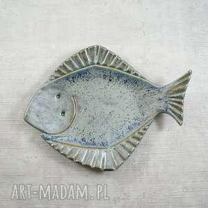 ceramika mydelniczka flądra, mydelniczka, morskie, łazienka, ryba, flądra