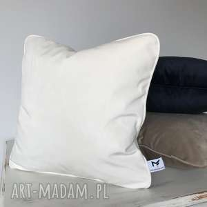 święta, poduszka velvet krem, poduszka, poduszki, velvet, welwet, aksamit