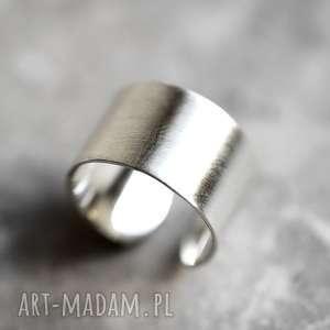 925 srebny pierścionek minimalizm - minimalistyczny, elegancki, srebro