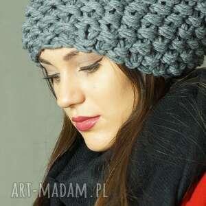 ręcznie robione czapki czapka #48