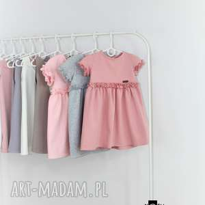 Sukieneczka z mini falbanka, falbanka
