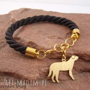 Bransoletka szwajcarski pies pasterski nr.81, bransoletka, pies, rasy-psów