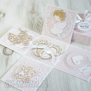 ręcznie wykonane kartki