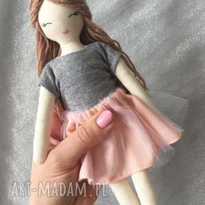 Lalka #209, domekdlalalek, lalka, przytulanka, ekolalka