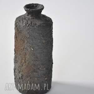 wazony wazon archeo - medium, ziemia, rdza, loft, etno, stare, oryginalne