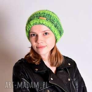 hand-made czapki ciepła czapka