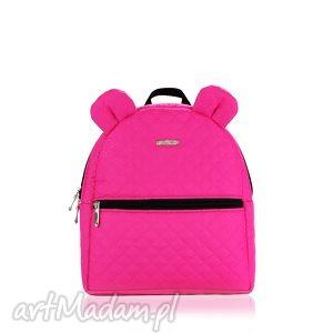 plecaki plecaczek farbiś 664 fuksja, farbiś, pojemny, mały, dziecko, plecaczek