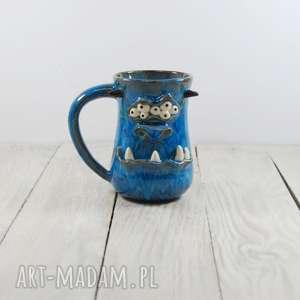 Prezent Potworniasty kubek ceramiczny, prezent, gwiazdka, od-gwiazdora, do-kawy