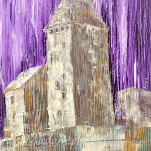 obrazy wieża rycerska w siedlęcu