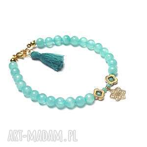 hand made alloys collection /blue vol. 2/ bransoletka
