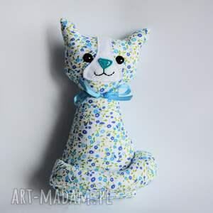 hand-made zabawki kotek miauqn - ela