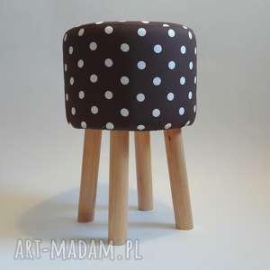pufa pretty woman 2 - 45 cm, pufa, taboret, hocker, ryczka, siedzisko, stołek