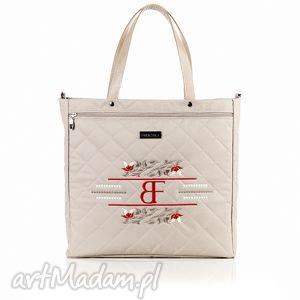 farbotka torebka royal 391, pikowana, markowa, elegancka