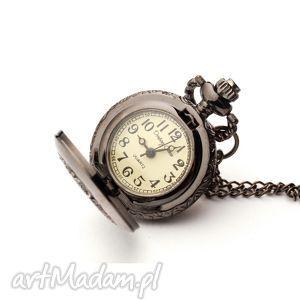 listki (black), zegarek
