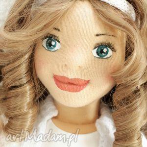 hand-made lalki lalka ręcznie szyta matylda
