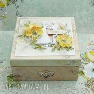 pudełko ślubne - niezbędnik małżeński, ślub, ślubne, kartka na ślub