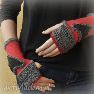 rękawiczki-mitenki - rękawiczki, mitenki, dodatki