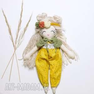 lalki lalka marcelinka, lalka, bawełna, eko, święta