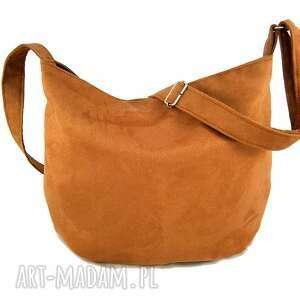 Hobo M light brown - ,torebka,worek,hobo,