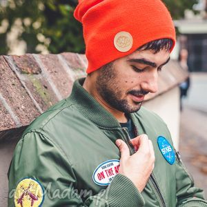 mechaniczna pomarańcza mózg - jesień, zima, czapka
