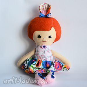 Lala Umilka - Zosia 45 cm, lalka, świnka, folk, romantyczna, dziewczynka, wielkanoc