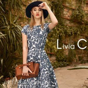 Sukienka STAR Midi Klaudia, sukienka, letnia, wiosenna, fashion, street